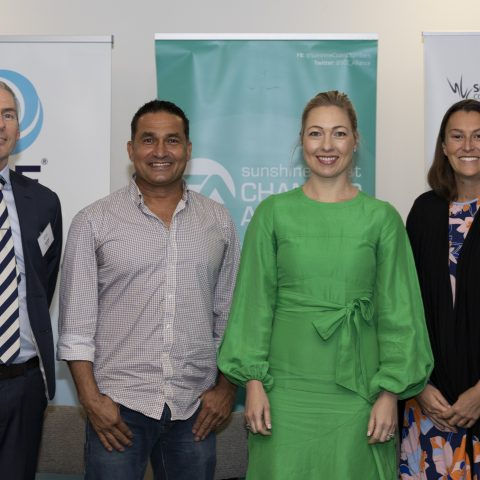 Sunshine Coast Business Awards 2021 entries officially open at Small Business Month Breakfast