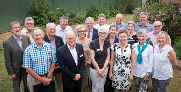 Buderim Foundation Directors 2017