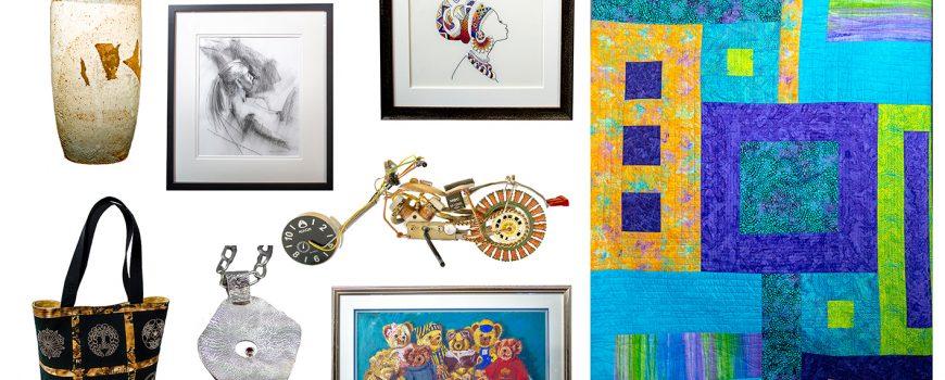 BF Buderim Craft Cottage raffle prizes