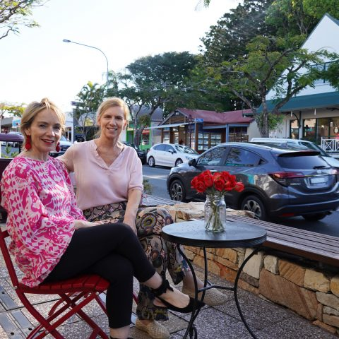 Colours of a Buderim Summer fashion parade to raise funds for Buderim Foundation