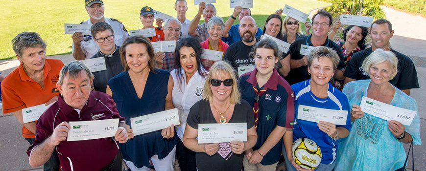 BF grant celebration recipients 2018 - photo by Ross Eason-web