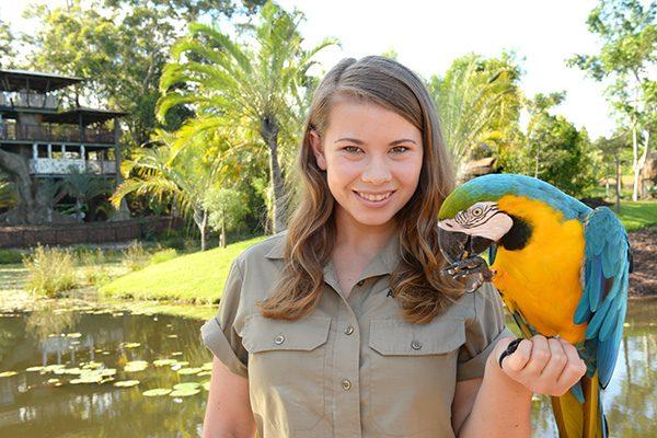 bindi-irwin-australiazoo