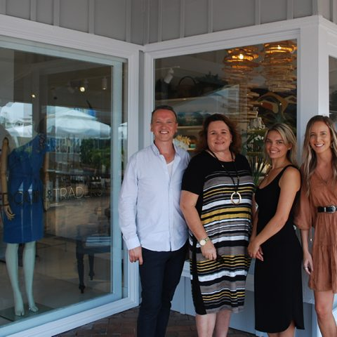 Exciting new fashion & homewares businesses to call The Wharf Mooloolaba home