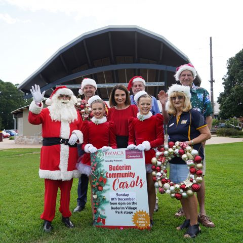 Buderim Community Christmas Carols to be better than ever!