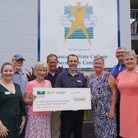 Buderim Foundation lends record level of support to local families for school expenses
