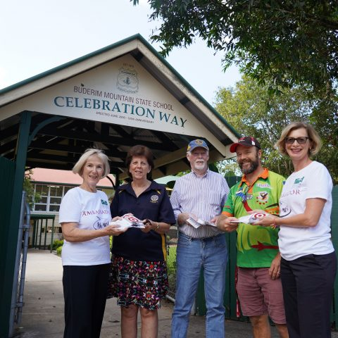 Buderim Foundation lends support to local families for school expenses