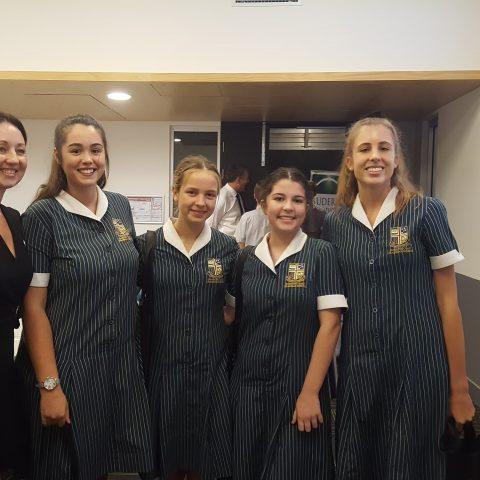 Students launch philanthropy projects as part of Buderim Foundation Youth in Philanthropy Project