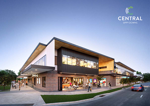 Central Sippy Downs artists impression-web