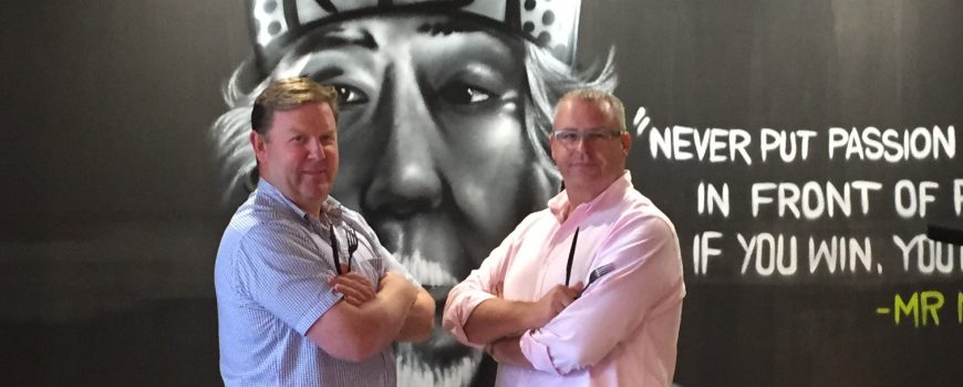 Dirk Long & Tony Kelly