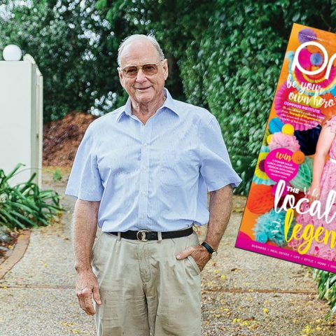 Buderim Foundation makes a splash in Profile Magazine's charity issue