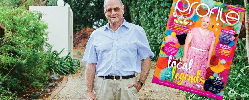 Dr Russell Stitz (Profile Magazine)