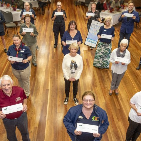 Buderim Foundation biggest ever Community Grants Celebration