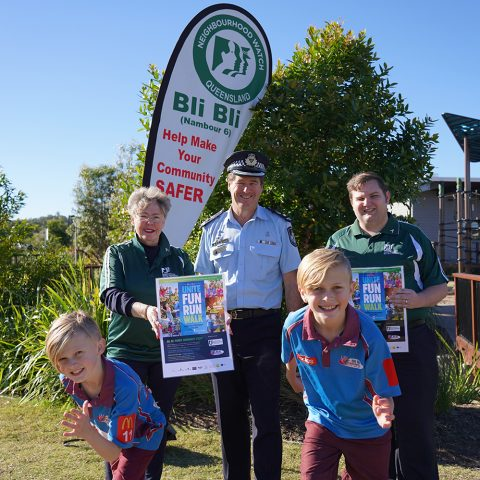 Get your registrations in for September's Bli Bli Unite Fun Run & Walk