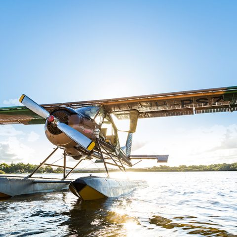 Sunshine Coast Adventure Flights offer a  breath-taking perspective