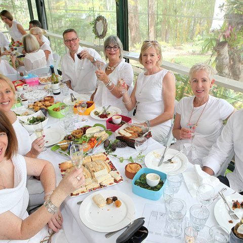 Lunch En Blanc Returns To Buderim
