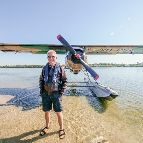 Seaplane offers the most sustainable way to explore Sunshine Coast coastline