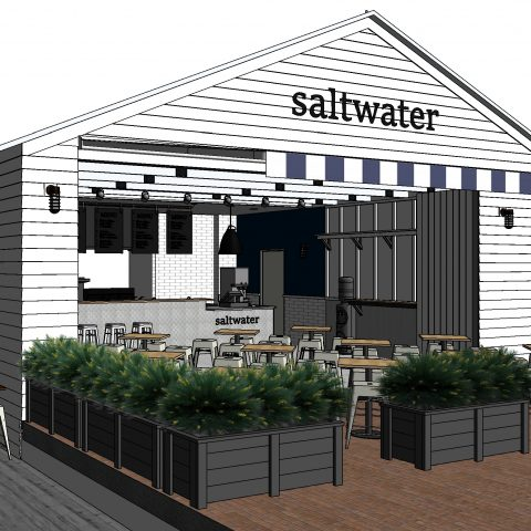 The Wharf Mooloolaba revitalisation will see two more restaurants open for festive season