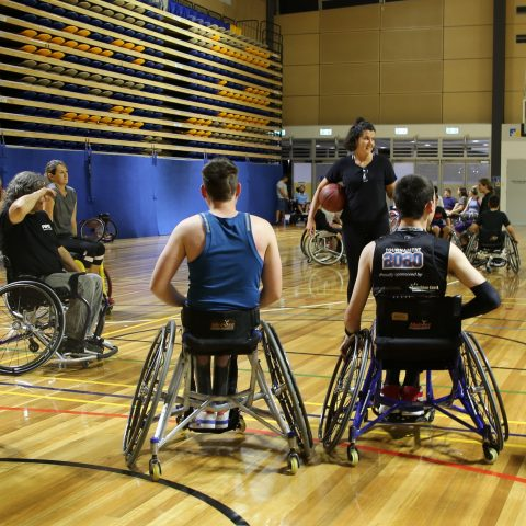 Suncoast Spinners throw open doors to invite community to come and try wheelchair sports