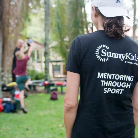 Mentoring Through Sport provides boost for Buderim youth
