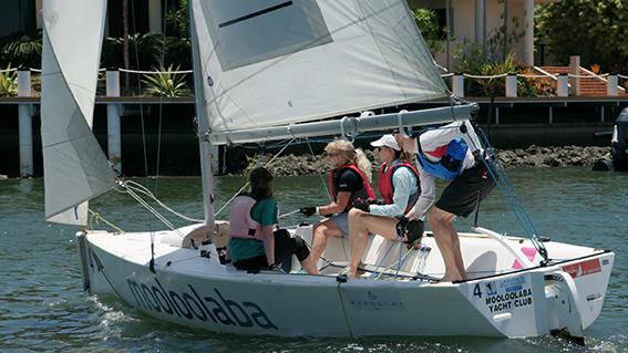Sunreef Womens Sailing Team training 1 web