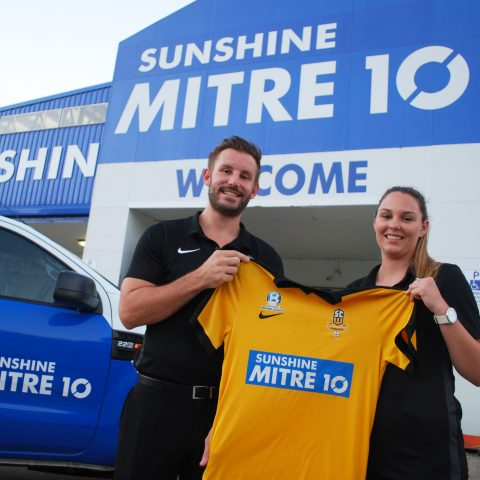 Sunshine Coast Football Team Launch 2019 Season with Major Sponsor