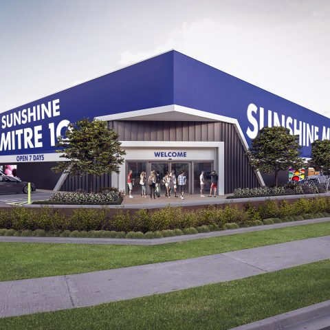 Sunshine Mitre 10 to call new Aura Business Park  Trade & Construction Precinct home