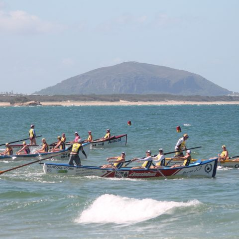 Surf Live Saving boats to take to Mooloolah River for first Wharf Mooloolaba Super Sprint
