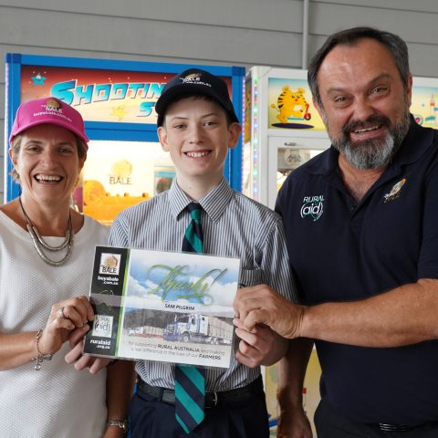 Young entrepreneur raises $3,000 for Rural Aid with arcade games at The Wharf Mooloolaba