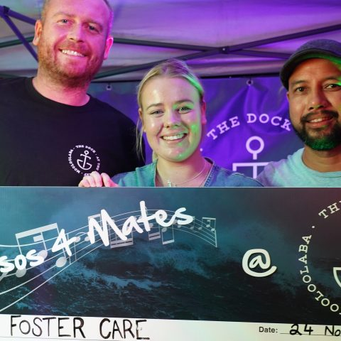 The Dock Mooloolaba and local musos raise more than $4000 for IFYS Foster Care