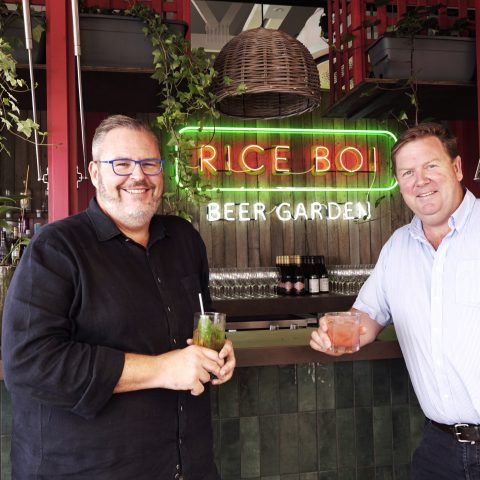 Rice Boi expands as Wharf Mooloolaba nears 1million visitors a year