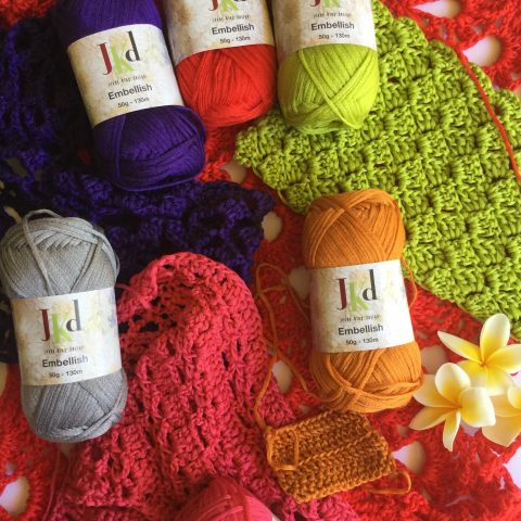 Jenny King Designs launches new range of yarn